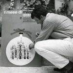 Pubblicità fiera di Milano, anni '60 Gian Butturini
