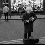 Londra 1969 - Suonatore