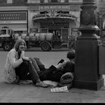 Londra 1969 - Hippies