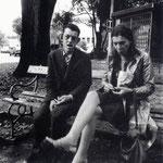 Ex degenti in giro per Triesste 1973 - fotografia di Gian Butturini