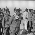 Prigionieri Marocchini - deserto del sahara