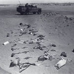 Sahara 1984 - - fotografia di Gian Butturini