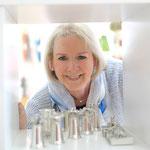 Sylvia Otto:  unsere Springerin