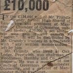 1953 probate report