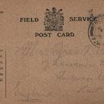 Service postcard
