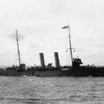 HMS Naiad 1890