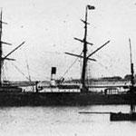 SS Agamemnon