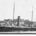 HMS Fearless 1891