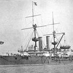 HMS Revenge 1897