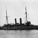 HMS Endymion 1891