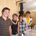 Das OK Schülerschiessen 2011