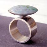 Silber-Smaragtit / Wallis