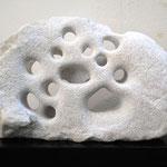 """""""Baum""""; Marmor Carrara"""