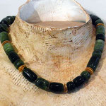 Serpentinit, vom Piz Lunghin, Oberengadin