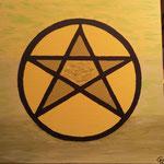 Pentagramm 40x40