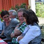 Anina, Werner und Marianne