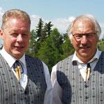 Werner und Christoph