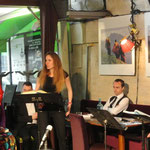 """Don Giovanni"", Viaduc Café, Paris, April 9th 2016, with Emilie Rose Bry"