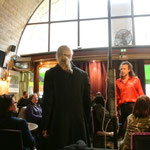 """Don Giovanni"", Viaduc Café, Paris, April 9th 2016, with Philippos Vazakas"