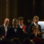 Concert Fauré, Ste-Clotilde, Paris, June 4th 2014, with Choir Ad Deum, cond. Olivier PENIN