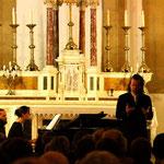 Schubert: Gruppe aus dem Tartarus, Grans (Provence), 11/26/2016