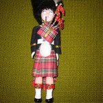 Edinburgh: Zweitagesflug mit Hapag-Lloyd zum Tatoo am 23./24.8.1994
