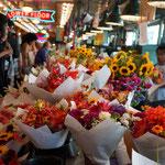 Pike Place - Blumensträusse für 5$