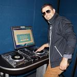 DJ Cris im EMP Museum