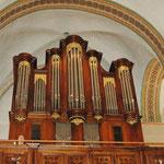 Breidenfeld-Orgel der Dieblicher Pfarrkirche