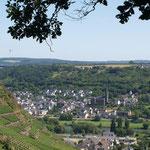 Blick von Kobern-Gondorf