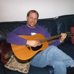 Eric with guitar