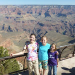 The Grand Canyon truly is grand!