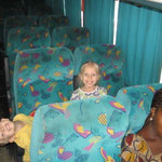 Bus ride from Aba to Abuja (with A/C & toilet!)