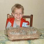 Caleb's 6th birthday party