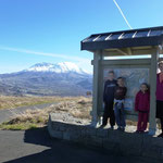 Did some hiking at Mount St. Helens