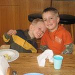 Elijah and his good friend Andrew