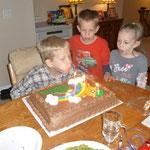 Elijah turns 11