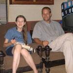 Eric & Hannah at YWAM Jos