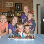 Elijah's 8th birthday