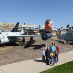 An air and space museum in Utah.