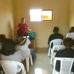 In our last days in Jos, Cindy taught at a young Christian fellowship that we got connected with through our YWAM friends.