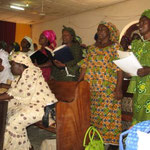 ECWA Church service in Kaduna