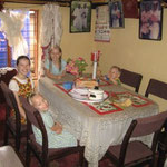 The Dining Room where we ate most of our meals