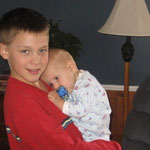 Caleb and Kevin