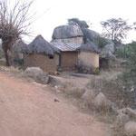 Village near Jos