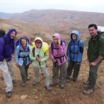 Hiking in the High Atlas Mountains of Morocco