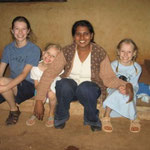 Priscilla is new at YWAM-Jos.  She came from India a few weeks before we arrived.
