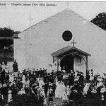 Chapelle Jeanne d'Arc