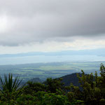herrliche Aussicht auf den Golf von Nicoya