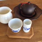 小さな薬草市場 台湾茶 茶器